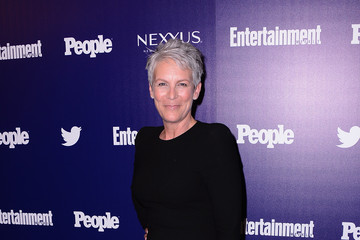 Jamie Lee Curtis 'Entertainment Weekly' and 'People' Celebrate The New York Upfronts - Arrivals