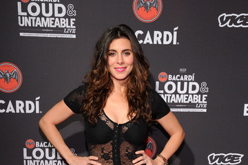 Jamie-Lynn Sigler Cuban Independence Day Celebration