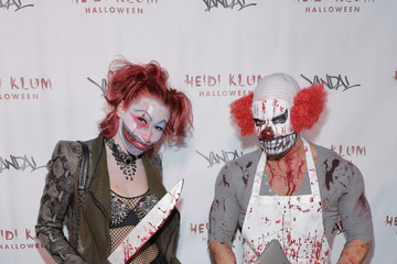 Jamie McCarthy Heidi Klum's 17th Annual Halloween Party sponsored by SVEDKA Vodka at Vandal New York - Arrivals