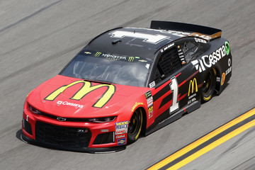 Jamie McMurray Daytona International Speedway - Day 2