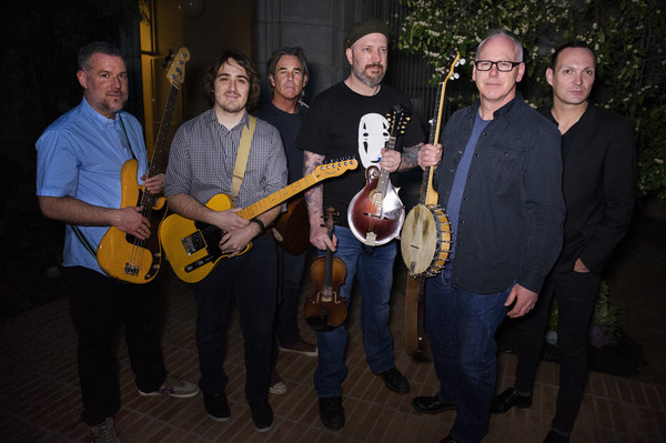 Greg Graffin Performs At The Masonic Lodge At Hollywood Forever