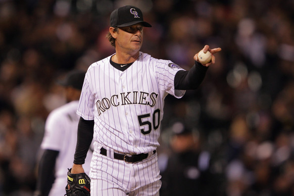 Jamie Moyer is laughing at your fastball