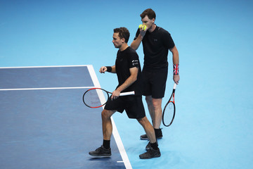 Jamie Murray Day Two - Nitto ATP World Tour Finals
