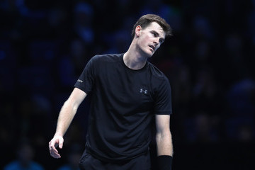 Jamie Murray Day Seven - Barclays ATP World Tour Finals