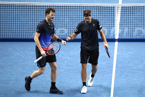 Nitto ATP World Tour Finals - Day Three