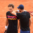 Jamie Murray 2021 French Open - Day Five