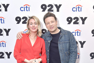 Jamie Oliver Jamie Oliver Discusses His New Cookbook '5 Ingredients: Quick And Easy Food'