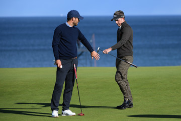 Jamie Redknapp Alfred Dunhill Links Championship - Day Three