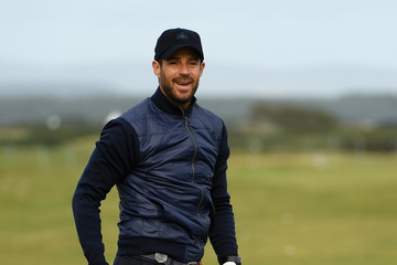 Jamie Redknapp Alfred Dunhill Links Championship - Previews