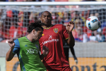 Jamison Olave Seattle Sounders v Real Salt Lake