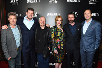 Jan Diedrichsen SundanceTV's Hap and Leonard Premiere Party