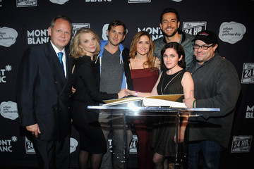 Jan-Patrick Schmitz Montblanc Presents The 13th Annual 24 Hour Plays On Broadway - After Party