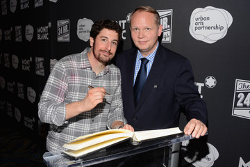 Jan-Patrick Schmitz MONTBLANC Presents The 12th Annual Production Of The 24 Hour Plays On Broadway - After Party