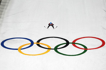 Jan Schmid Nordic Combined - Winter Olympics Day 11