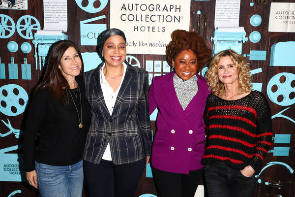 The Cut And Autograph Collection Hotels Bring Fan-Favorite Interview Series 'How I Get It Done' To Life [cut and autograph collection hotels bring fan,how i get it done,the cut,interview series,social group,youth,event,team,jana babatunde-bey,phoebe robinson,kyra sedgwick,life,hotel park city,autograph collection hotels]