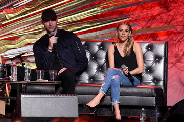 Jana Kramer Whine Down With Jana Kramer And Mike Caussin - New York, NY