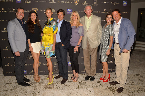 Haute Living 10th Year Anniversary Party