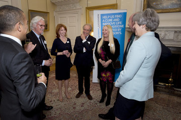 Jane Asher Theresa May Hosts Reception to Honour 200th Anniversary of Parkinson's Essay