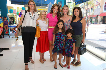 Jane Buckingham Dylan's Candy Bar Candy Girl Collection LA Launch Event