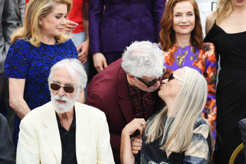Jane Campion 70th Anniversary Photocall at the 70th Annual Cannes Film Festival