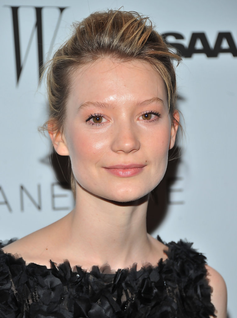 Mia Wasikowska In Quot Jane Eyre Quot New York Premiere Inside