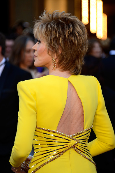 Jane Fonda - 85th Annual Academy Awards - Arrivals