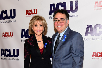 Jane Fonda ACLU SoCal Hosts Annual Bill of Rights Dinner - Arrivals