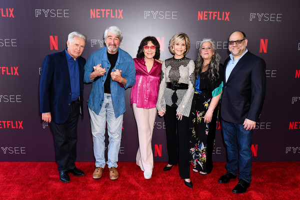 #NETFLIXFYSEE Event For 'Grace And Frankie' - Arrivals
