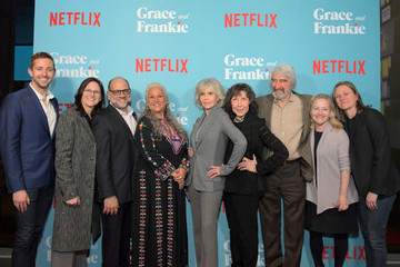 "Jane Fonda Jane Wiseman Netflix Presents A Special Screening Of ""GRACE AND FRANKIE"" - Season 6"