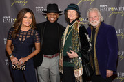 "Robin Meade, Ne-yo, Rose Lane Leavell , and Chuck Leavell attend ""GCAPP Empower Party to Benefit Georgia's Youth"" at The Fox Theatre on November 14, 2019 in Atlanta, Georgia."