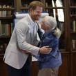 Jane Goodall The Duke Of Sussex Attends Dr. Jane Goodall's Roots And Shoots Global Leadership Meeting
