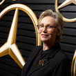 Jane Lynch Mercedes-Benz Academy Awards Viewing Party At The Four Seasons Los Angeles At Beverly Hills