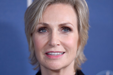 Jane Lynch Arrivals at the Princess Grace Awards Gala