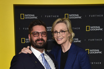 Jane Lynch National Geographic's Further Front Event In New York City - Red Carpet