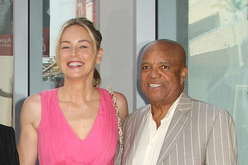 Berry Gordy Jr. Jane Morgan Honored On The Hollywood Walk Of Fame