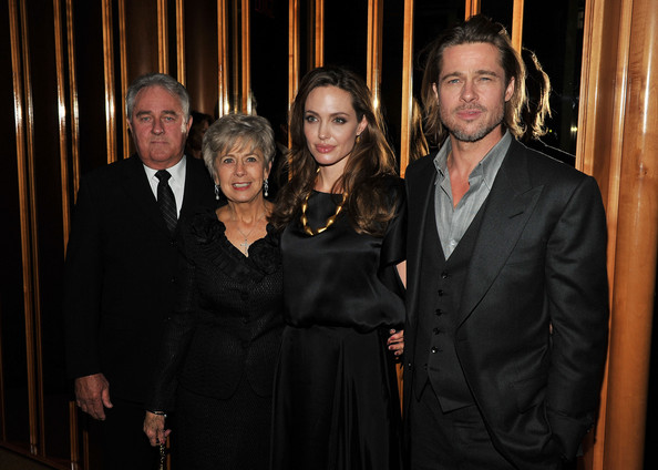 """""""In The Land Of Blood And Honey"""" New York Premiere - After Party [in the land of blood and honey,suit,event,formal wear,fashion,tuxedo,little black dress,jane pitt,brad pitt,angelina jolie,bill ptt,the standard hotel rooftop,party,party,new york premiere,premiere]"""