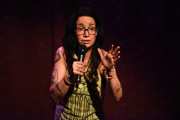 Janeane Garofalo Premiere of Seeso's 'Stand-Up Steaming Fest' at The Slipper Room in NYC
