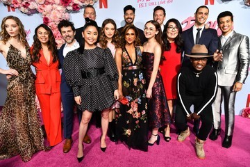 """Janel Parrish Anna Cathcart Netflix's """"To All the Boys: P.S. I Love You"""" Los Angeles Premiere"""