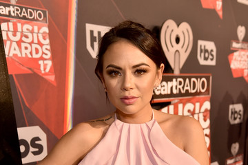 Janel Parrish iHeartRadio Music Awards - Red Carpet Arrivals