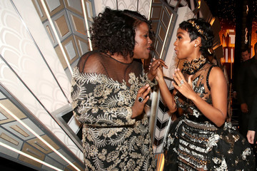 Janelle Monae 89th Annual Academy Awards - Backstage
