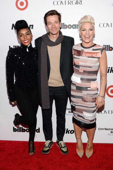 Arrivals at the Billboard's Women in Music Event