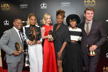 Janelle Monae 21st Annual Hollywood Film Awards - Press Room