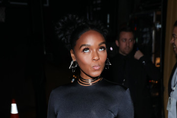 Janelle Monae BET Presents The 51st NAACP Image Awards - Backstage