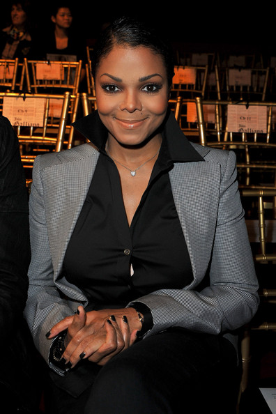 Janet Jackson Janet Jackson attends the John Galliano Ready to Wear Spring/Summer 2011 show during Paris Fashion Week at Opera Comique on October 3, 2010 in Paris, France.