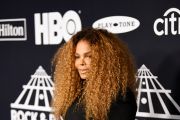 Janet Jackson 2019 Rock & Roll Hall Of Fame Induction Ceremony - Arrivals