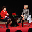 Janet Maslin The New York Times And The Academy Of Motion Pictures Of Arts And Sciences Host A Conversation With Emma Thompson, Star Of Walt Disney Studios Motion Pictures'