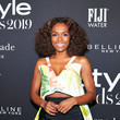 Janet Mock FIJI Water At The Fifth Annual InStyle Awards