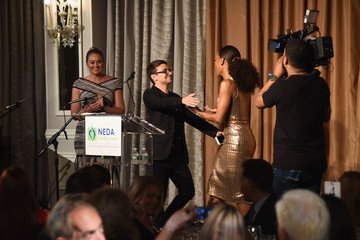 """Janet Mock The National Eating Disorder Association Hosts 15th Annual Benefit Gala, """"An Evening Unmasking Eating Disorders"""""""