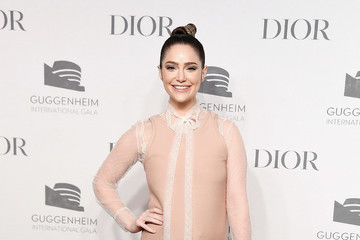 Janet Montgomery 2018 Guggenheim International Gala Pre-Party, Made Possible By Dior
