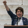 Janet Murguia March On Washington To Protest Police Brutality